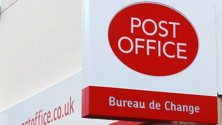 Post Office workers are on strike. Pic: Lewis Stickley/PA Wire