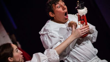 Story Pocket Theatre bring Christmas magic with a production of The Nutcracker. Picture: Story Pocke