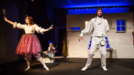 The Nutcracker is being performed at The Cut in Halesworth this Christmas. Picture: Story Pocket The