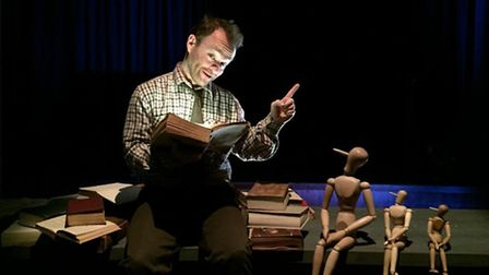 The Curious Adventures of Pinocchio is part of Norwich Puppet Theatre's new season of shows. Photo: