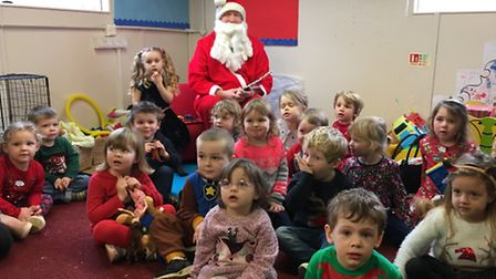 A fundraising appeal has been launched to provide a new premises for Roughton Playgroup. Picture: AR