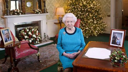 The Queen was unable to attend church at Sandringham today. PHOTO: Yui Mok/PA Wire