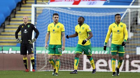 Norwich slumped to another Championship defeat at Reading. Picture by Paul Chesterton/Focus Images L