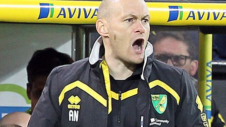 Alex Neil is desperately hoping for a change in Norwich City's fortunes under his stewardship. Pictu