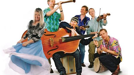 Carols and Capers with Maddy Prior & The Carnival Band. Picture: Submitted