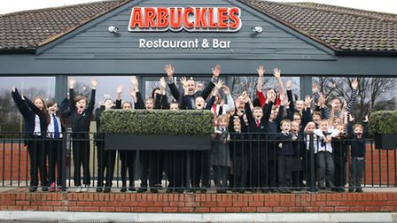 Nelson Academy's trip to Arbuckles: Picture: Hannah Tuck