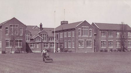 Yarmouth Grammer school. Photo: Archant Library