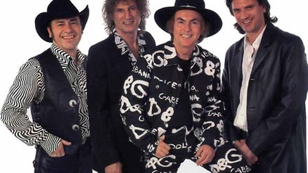 Merry Xmas Everybody as Slade come to Norwich on their It's Christmas Tour. Picture: Submitted