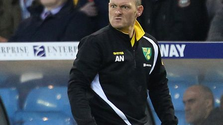 Norwich City manager Alex Neil spent four years as a player at Barnsley. Picture by Paul Chesterton/