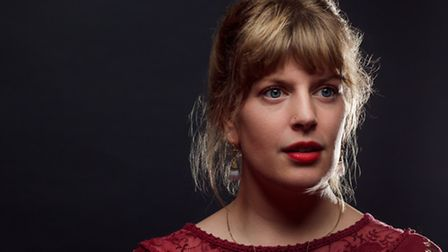 Norwich-based writer Sarah Perry who has won Waterstones Book of the Year with her second novel, The