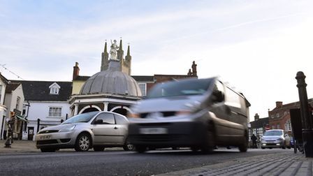 A special surgery is being held to tackle traffic-related issues. Picture: Nick Butcher.