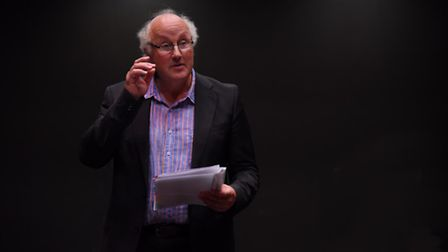 Norwich Theatre Royal chief executive Peter Wilson. Picture: DENISE BRADLEY