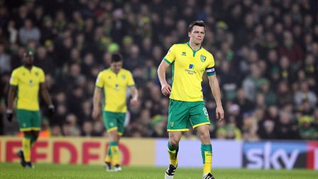Norwich City crashed to a seventh Championship defeat in the last nine. Picture by Paul Chesterton/F