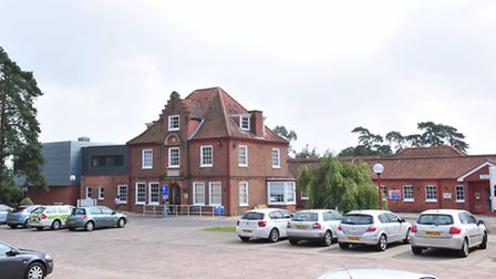 An intermediate care unit will be opened at Beccles Hospital in April. Picture: Nick Butcher.