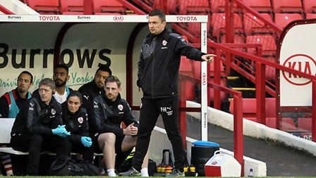 Former Norwich City player and now Barnsley head coach Paul Heckingbottom is not expecting a tame af
