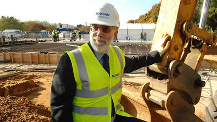 Flashback to 2008, when the UEA's then vice chancellor Bill MacMillan laid the foundations of the bi
