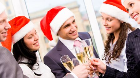 What are you like at a Christmas party? Picture Archant Library
