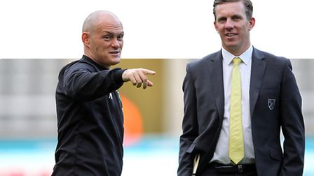 Norwich City manager Alex Neil and technical director Ricky Martin will target a January boost in th