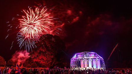 Early bird tickets are now on sale for this year's proms weekend at Blickling. Picture: CHRIS TAYLOR