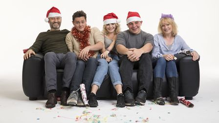 Don't miss the Outnumbered Christmas Special (Picture: Colin Hutton)