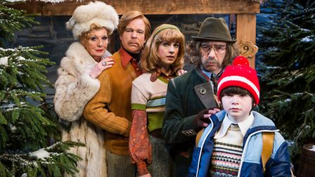 What's inside Inside No.9 this year? It can't be good... (Picture: BBC/ Sophie Mutevelian)