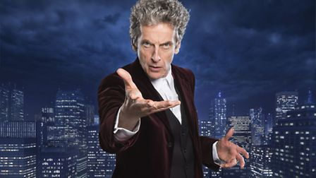 The Doctor takes NYC this Christmas (Picture: BBC/Ray Burmiston)