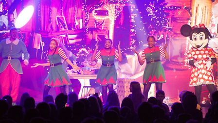 Soul Church, based in Mason Road, Norwich, staged four performances of its festive production called