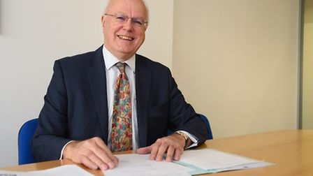 Andrew Wood, solicitor at Birketts, who has been appointed as Honorary Dutch Consul. Picture: DENISE