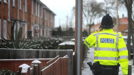 Police have issued a warning over unlocked doors and windows. Picture: Antony Kelly