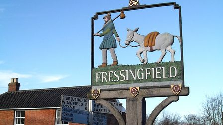 Public planning meeting meeting to be called in Fressingfield Picture: SUBMITTED