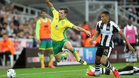 Jonny Howson's drive from midfield has been badly missed at Norwich City. Picture by Paul Chesterton