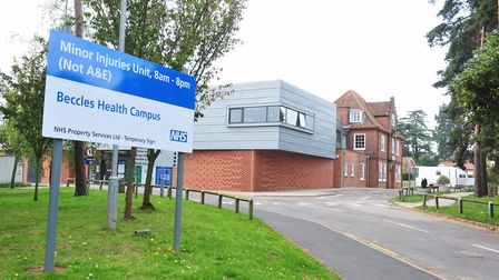 Talks are underway on how a major service at Beccles Hospital can be re-provided once its contract e