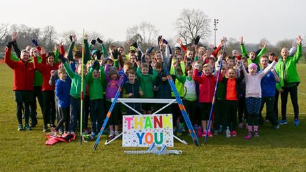 Harling Athletics Club has been recognised at the Fields in Trust Awards 2016 for its work to promot
