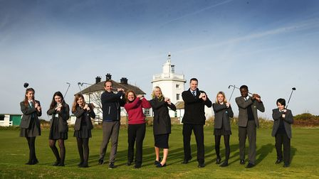 Cromer Academy has issued a reminder of its uniform policy. Picture: ANTONY KELLY