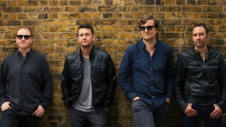 Noughties indie-hitmakers Starsailor are heading back to Norwich. Picture: MP Promoations