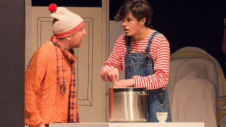 George's Marvellous Medicine is the Maddermarket Theatre's 2016 Christmas show. Photo: Reflective Ar