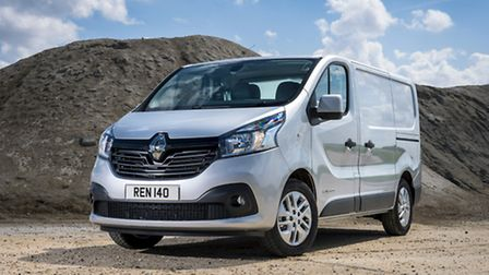 Editor's choice award went to Renault Trafic.