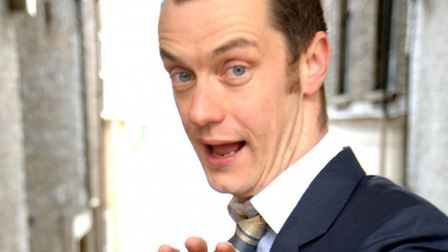 Paul Tonkinson is amongst the comedians at December's Fat Cat Comedy night. Picture: Submitted