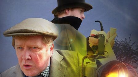 The Hound of the Baskervilles is the Christmas theatre at Holkham Hall