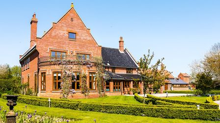 Most expensive homes sold in october: Whitegate farm, Fleggburgh. Photo supplied by Savills.