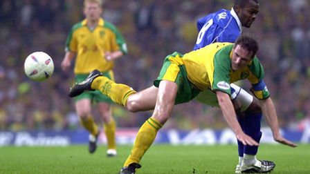 Mackay was part of the Norwich team beaten on penalties by Birmingham in the Division One play-off f