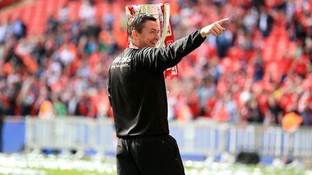 Barnsley head coach Paul Heckingbottom guided his hometown club to League One promotion at Wembley.