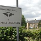 Thornage Hall, which provides supported living accomdation for people with learning diffculties. Pic
