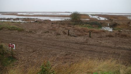 The communities of Salthouse and Cley were trying to get back to normal this week after Friday's sto