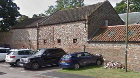 This image of Holt is proving a world wide hit. Picture: STREETVIEW/GOOGLE