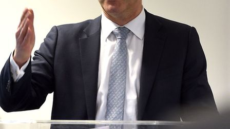 MP Steve Barclay in Wisbech on Friday to address 2020 update conference