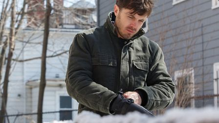 Casey Affleck as Lee Chandler in Manchester By The Sea. Picture: Studio Canal/Claire Folger