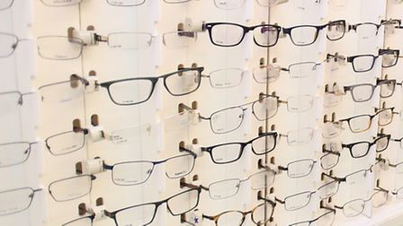Library photo of an opticians. Photo: Library/Gregg Brown