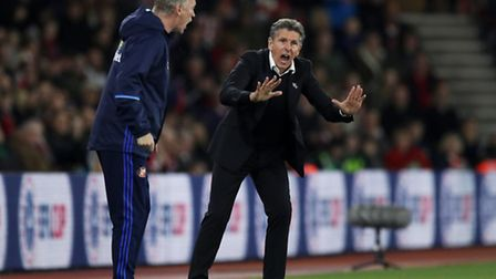 Alex Neil expects Southampton manager Claude Puel to make changes ahead of a big League Cup date. Ph