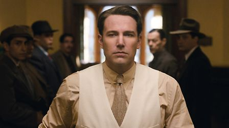 Ben Affleck as Joe Coughlin in Live By Night, which he also directed. Picture: Warner Bros.